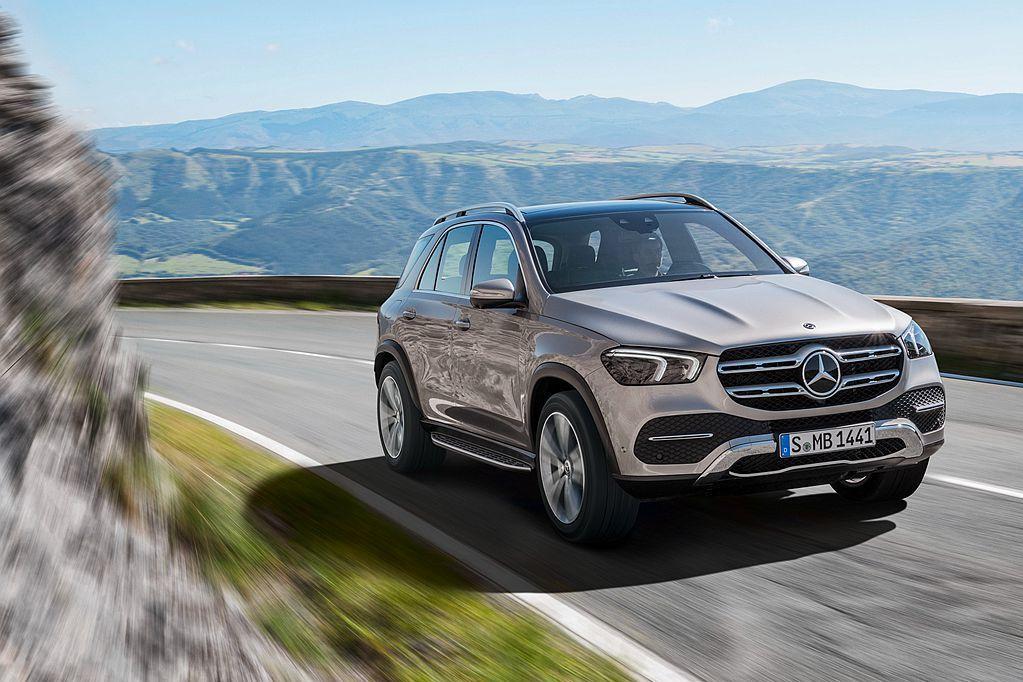 賓士SUV家族新秀登場!Mercedes-Benz GLE即日起開放預購