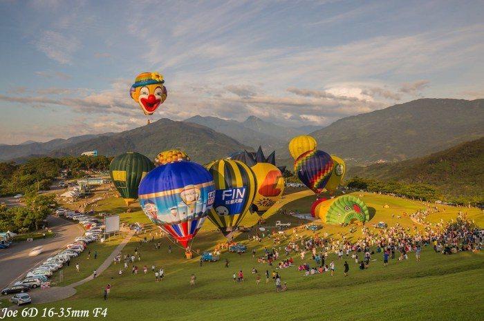 熱氣球嘉年華 圖/Flickr