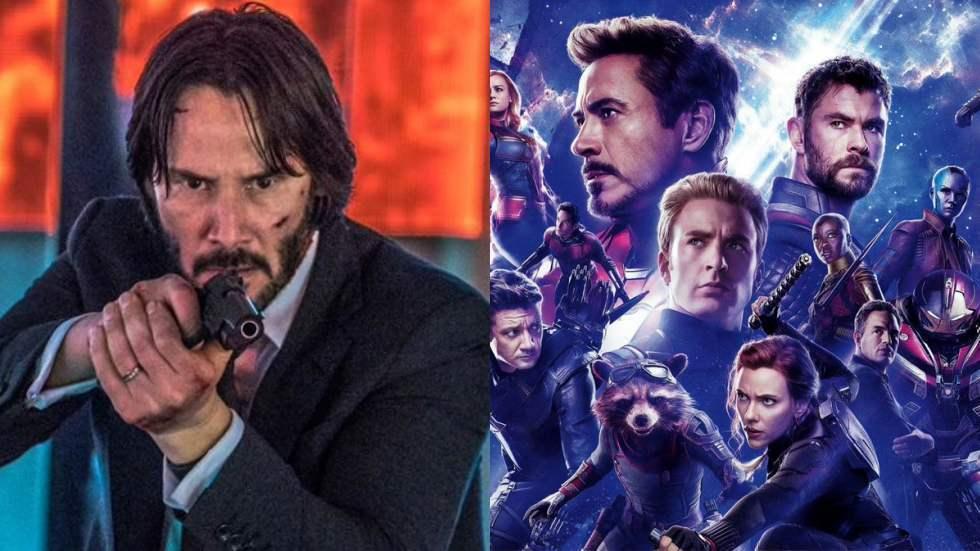 基努李維據傳將會加入漫威電影宇宙,未來有望與「復仇者聯盟」並肩作戰。圖/威視電影