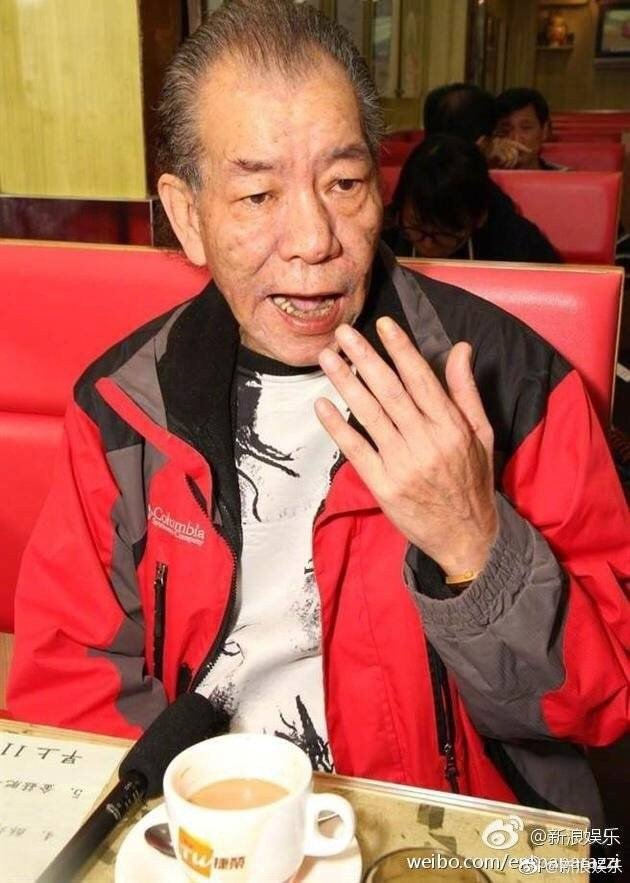 李兆基因肝癌病逝。圖/摘自微博