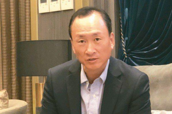 興富發建設董事長鄭志隆 記者林政鋒/攝影