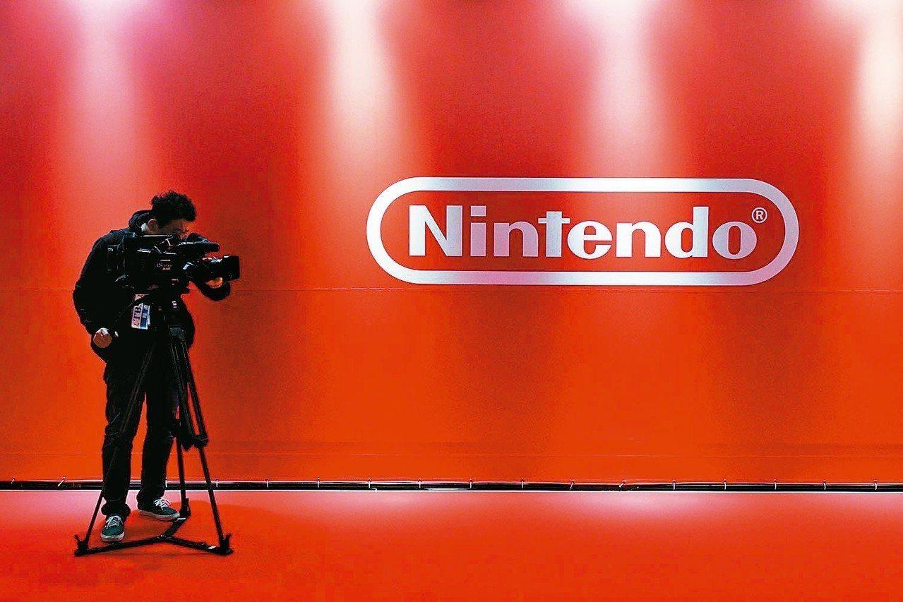任天堂Switch已成為任天堂史上最暢銷遊戲機。 歐新社