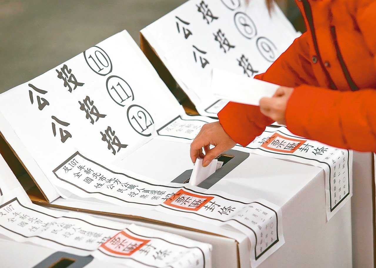 民進黨立委蔣絜安認為公投訂在暑假對年輕人更友善。 圖/聯合報系資料照片