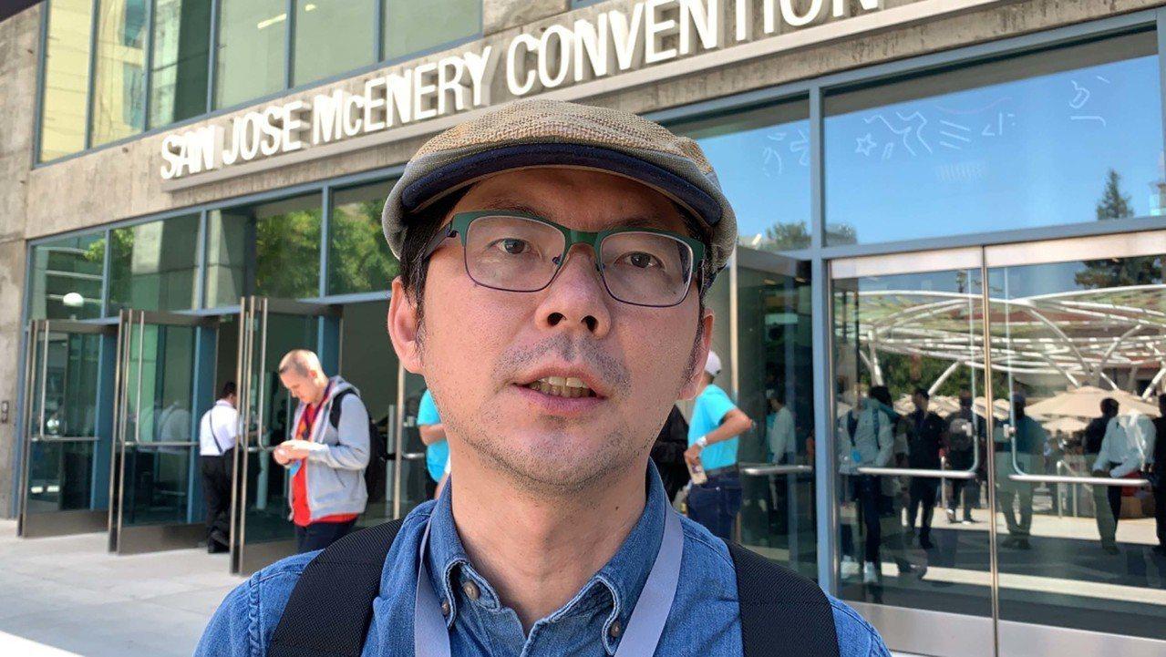 蘋果公司(Apple)3日在美國加州聖荷西會議中心舉行年度全球開發者大會(WWD...