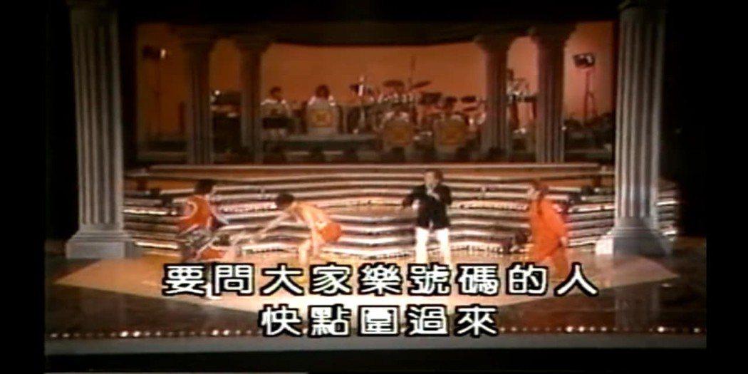 賀一航當年曾在「豬哥亮歌廳秀」扮演乩童。 圖/擷自靈異公社社團