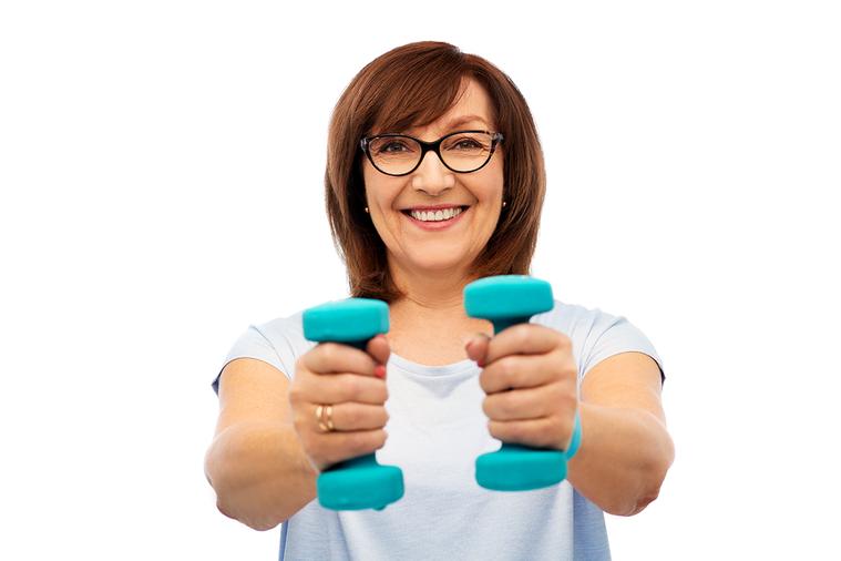 人體過了40歲之後肌肉開始逐年流失,65歲之後流失的速度更快了,每年會流失 1%...