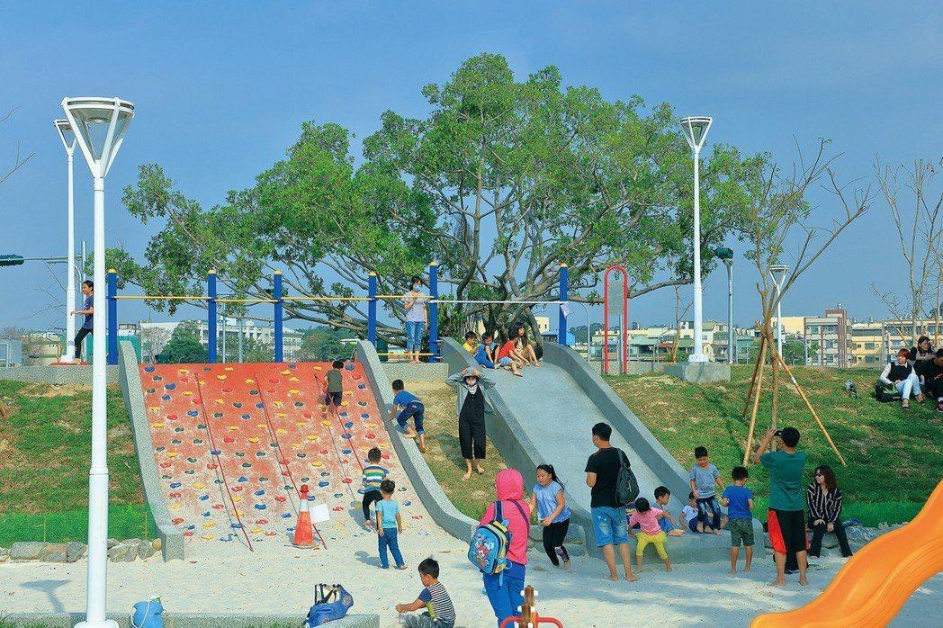小港森林公園。圖片提供/上揚建設