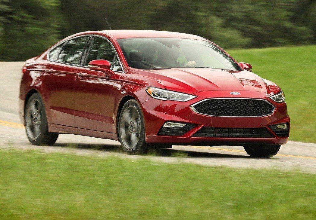 Fusion Sport明年將不會出現在Ford產品線裡。 摘自Ford