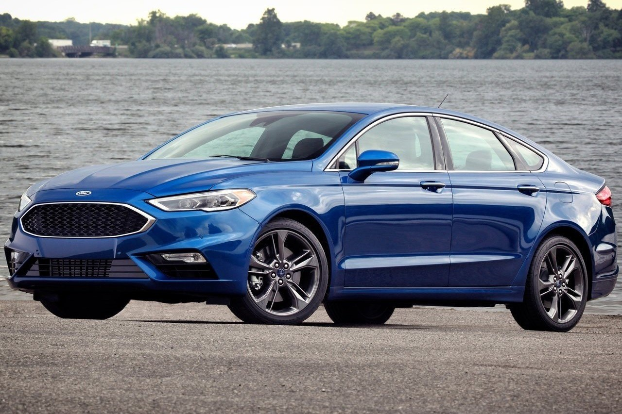 美國蟒末日將至? Ford新年式將取消Fusion Sport V6性能版本!