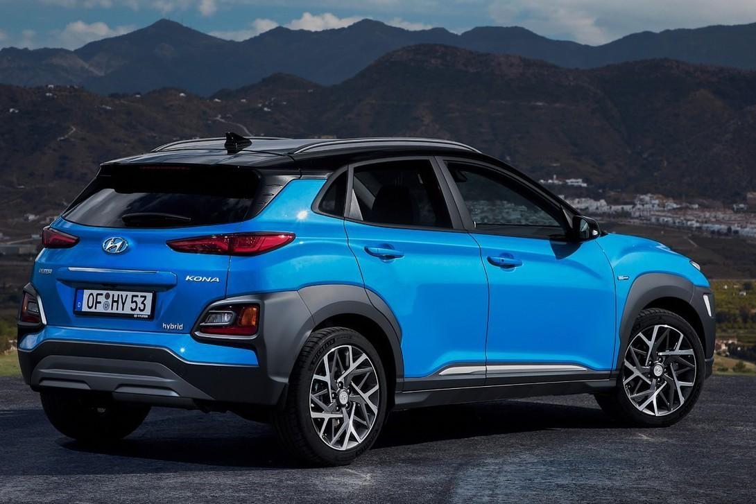 新油電休旅誕生 Hyundai Kona Hybrid八月歐洲開賣!