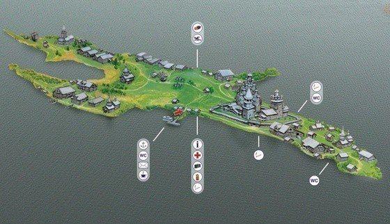 基日島就這麼一丁點大