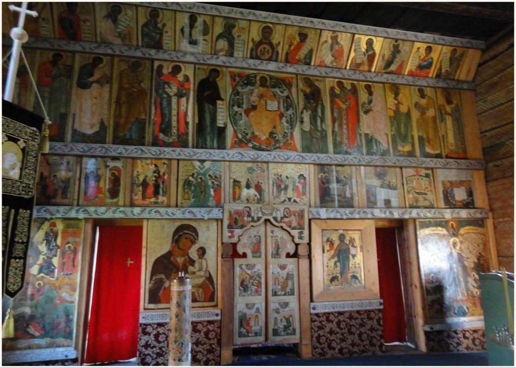 小教堂內的壁畫