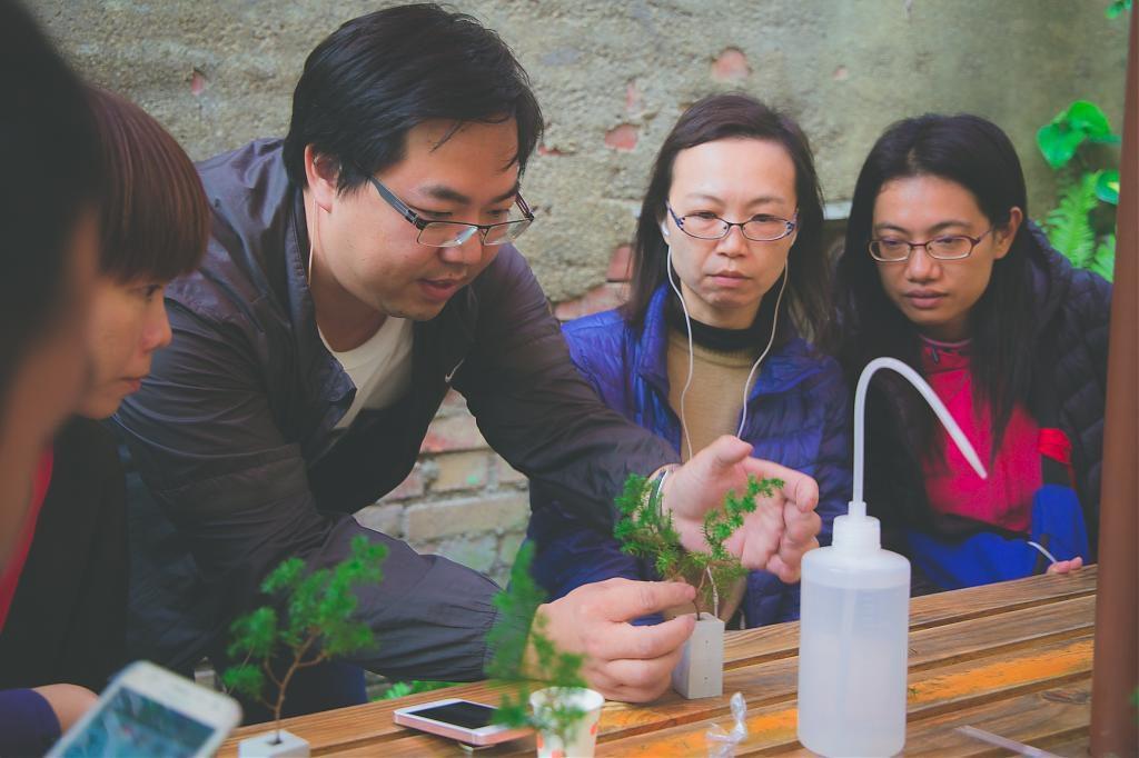 ▲台灣觀光小鎮漫遊玩法-彰化盆栽DIY。(圖/Tripbaa趣吧!亞洲自由行專家...