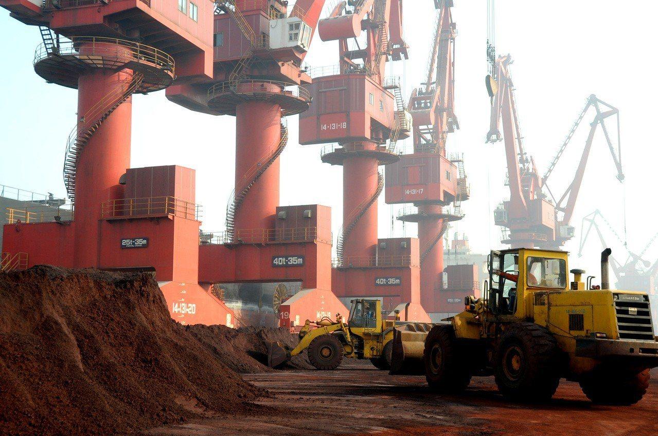 稀土磁鐵可能成為北京在美中貿易戰的強大武器。路透