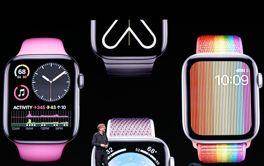 Apple Watch 路透