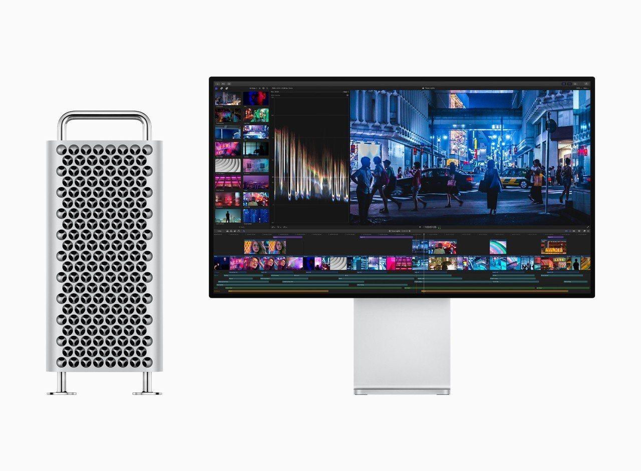 蘋果於WWDC推出主打頂級專業工作者需求的Mac Pro電腦主機與Pro Dis...