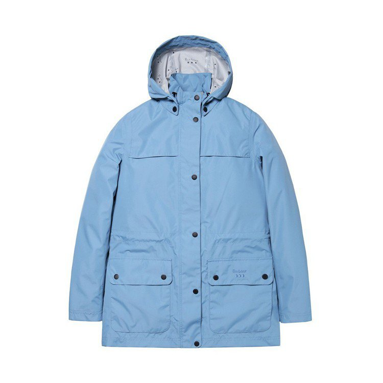 Barbour Weather Comfort系列Drizzel防水夾克,11,...