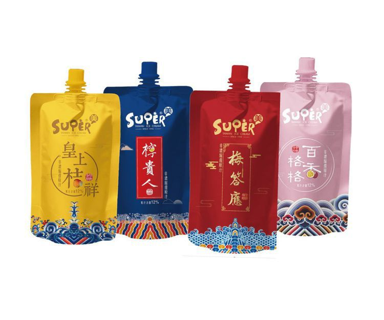 SUPERMEI果汁130ml原價38元、特價29元。圖/愛買提供