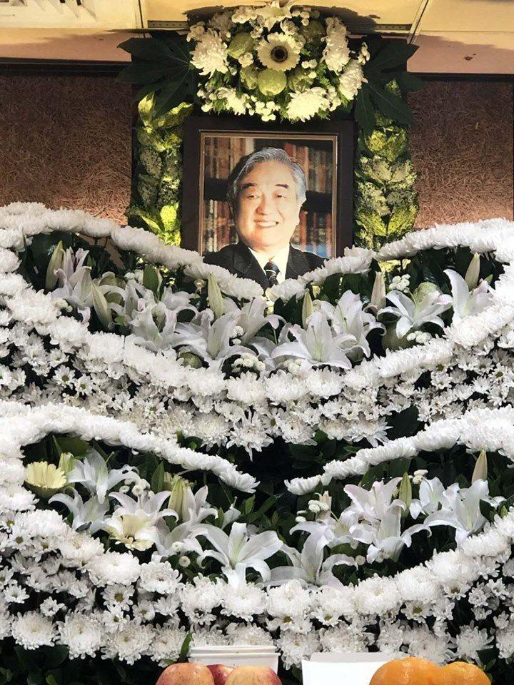 平鑫濤上月23日逝世,享壽92歲。圖/摘自臉書
