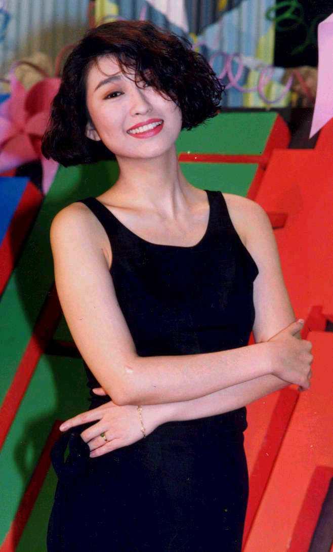 1992年時的楊林。圖/聯合報系資料照
