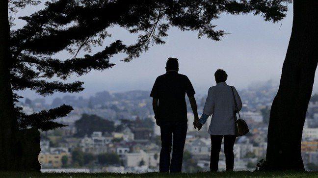 退休金自提的話題討論熱烈。圖/美聯社