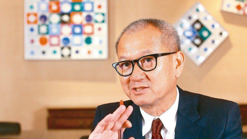 國巨董事長陳泰銘。 報系資料照