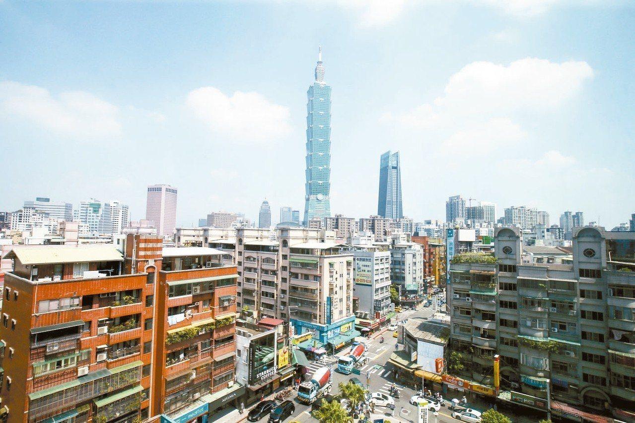 台灣綜合研究院今天預估台灣全年經濟成長率為2.08%。 本報資料照片