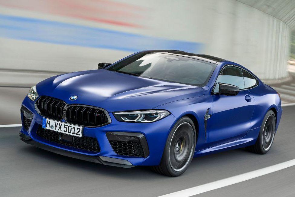 BMW性能王者降臨 全新M8 Coupe、M8 Convertible震撼亮相!