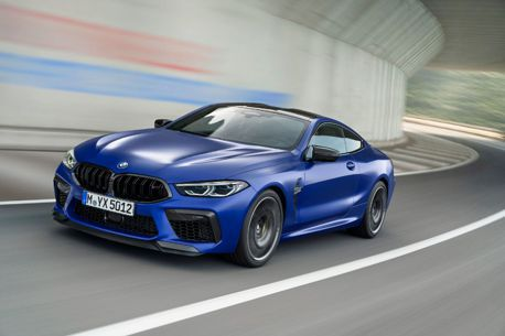 BMW性能王者降臨 全新M8 Coupe、M8 Convertible震撼亮相!