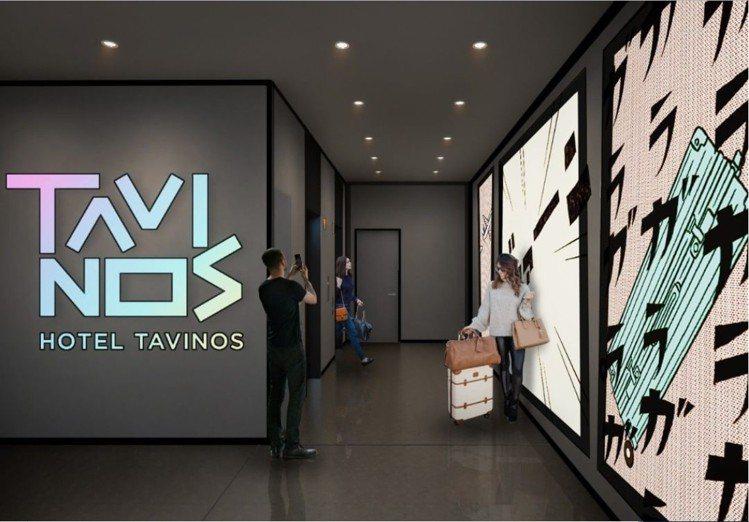 圖/擷自hotel tavinos