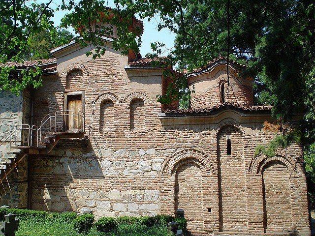 首都索菲亞的波揚納教堂(Boyana Church)是世界遺產之一。圖/擷自fl...