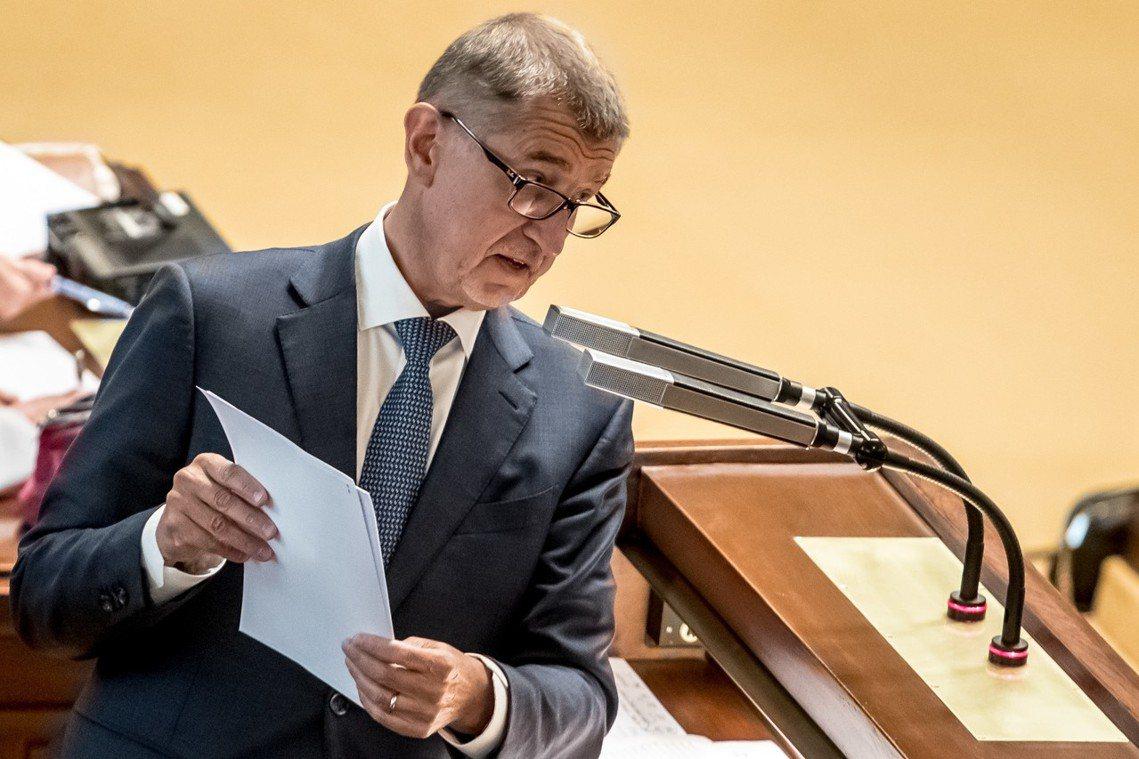 巴比斯是捷克民粹政黨——同時也是全國第一大黨——「是的2011黨」(ANO 20...