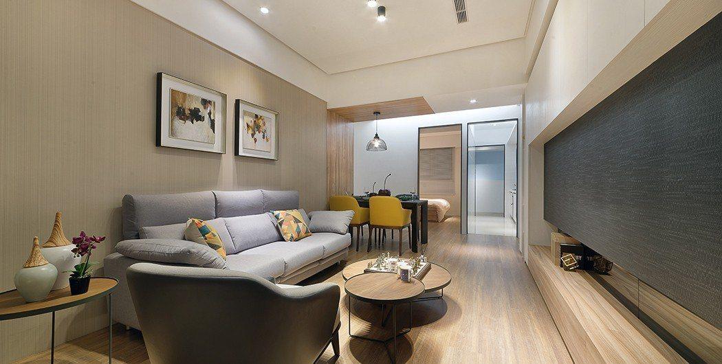 「耀台北」產品規劃2至4房。