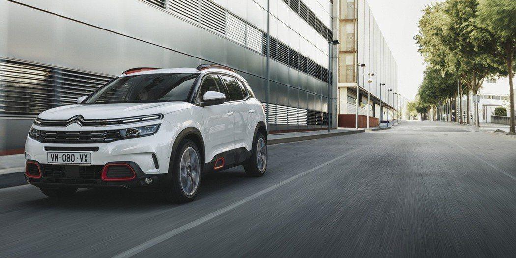 全球車壇唯一,以舒適為設計思維之SUV運動休旅車 – CITROËN C5 AI...