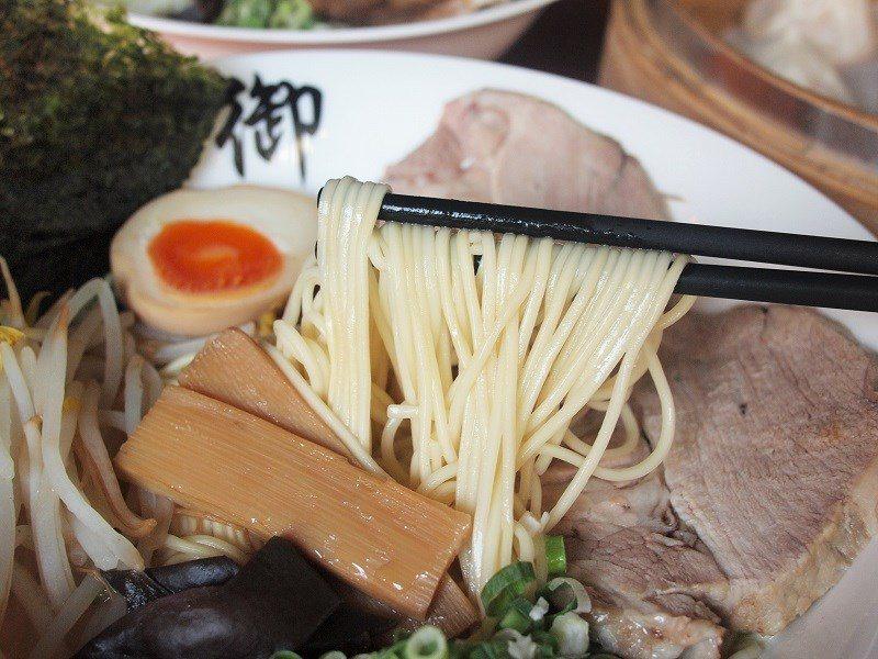 (圖/台灣旅行趣) ▲喜歡日式麵體的一定會滿意,該有的香氣、勁道一絲不差
