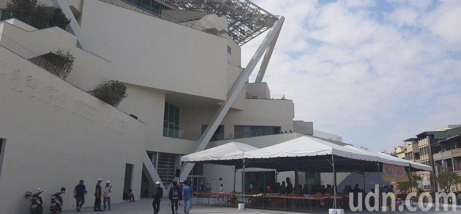 台南市美術館21日起要收費了 市民只要銅板價