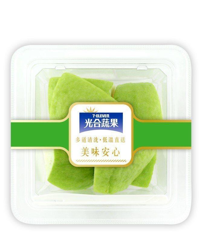 7-ELEVEN四季鮮果芭樂(約55 kcal),售價42元。圖/7-ELEVE...
