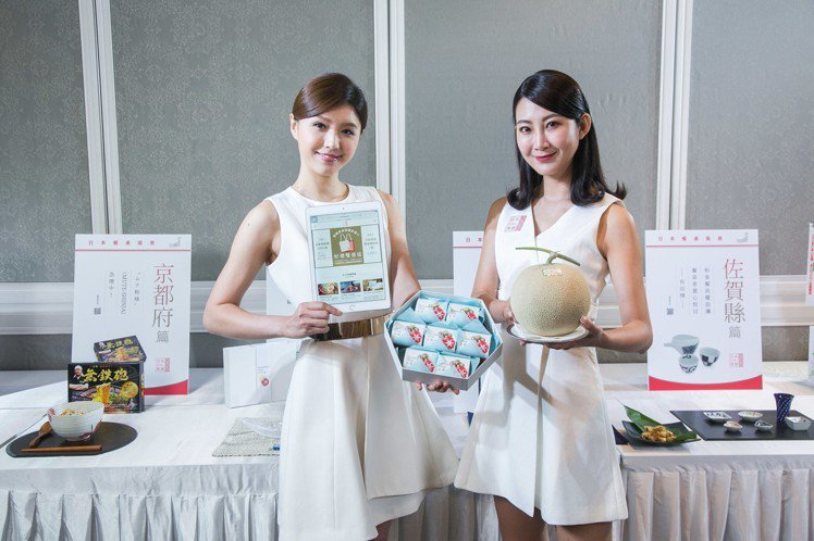 「日本食遊」重視商品的來源背景與品牌故事,期望將日本道地飲食文化介紹到全世界。圖...
