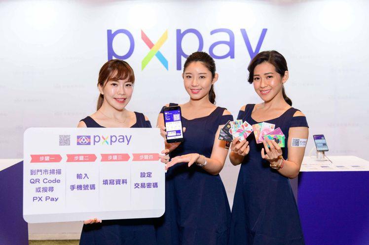 全聯歡慶PX Pay下載數破百萬,端午連假3天再加碼,消費滿百,點數回饋100倍...