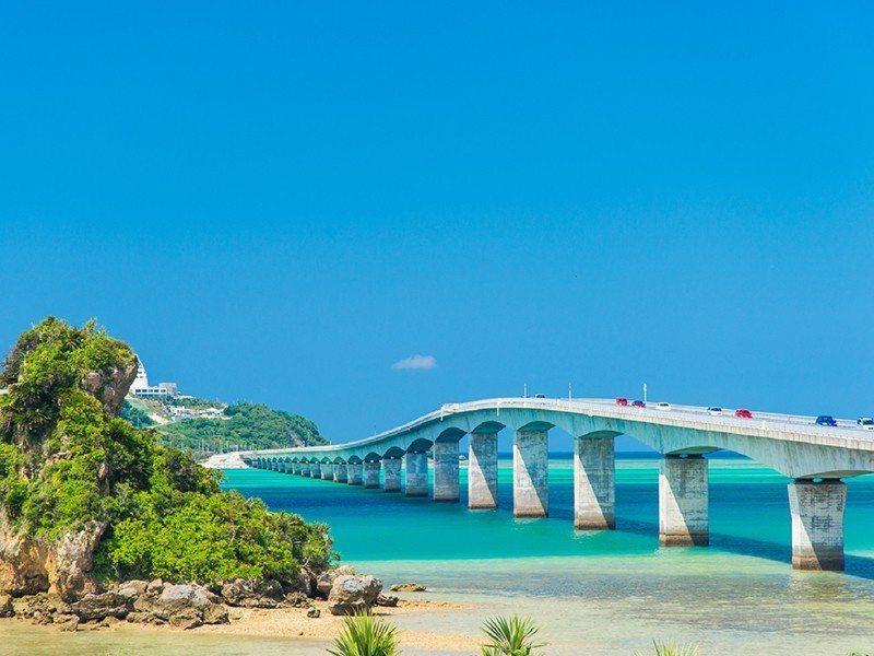 沖繩租車暑假下殺4折,比台灣租車還便宜。易遊網/提供