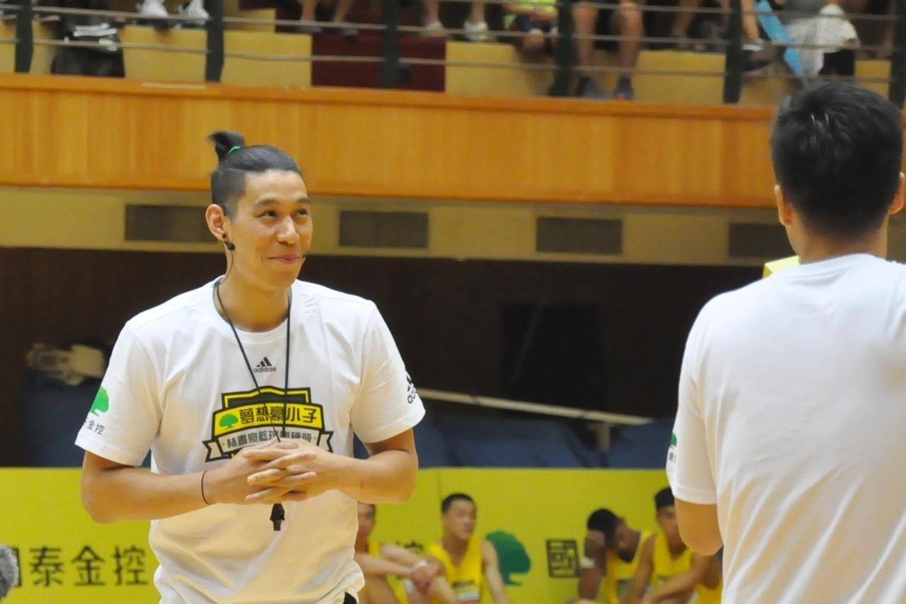 邁入第九屆的「國泰夢想豪小子林書豪籃球訓練營」今年將在7月26、27日在台北和平...