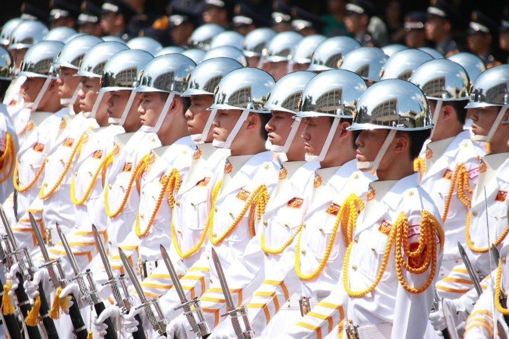 中央警察大學昨天舉辦畢業典禮。 記者曾健祐/攝影