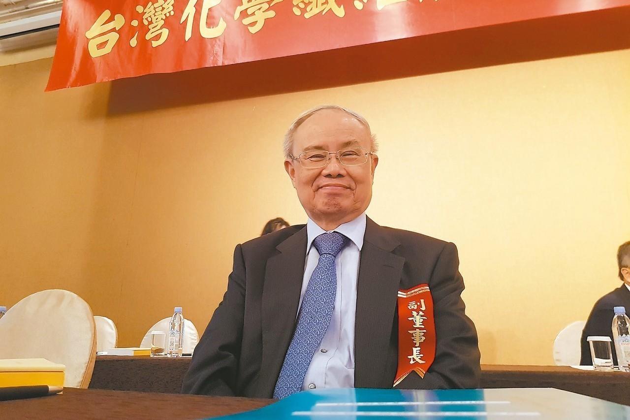 台化副董事長洪福源 記者曾仁凱/攝影