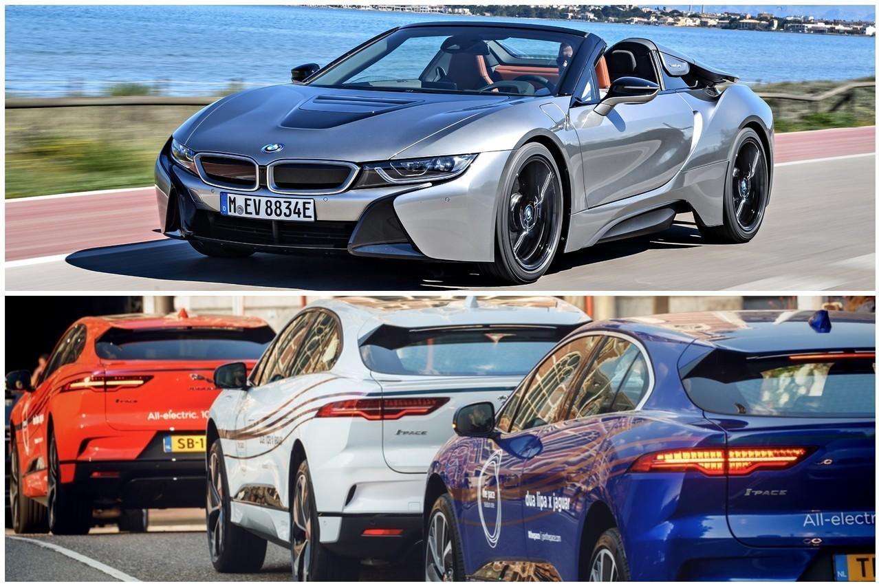 豪華品牌BMW結盟Jaguar Land Rover 搶攻電動車市場!