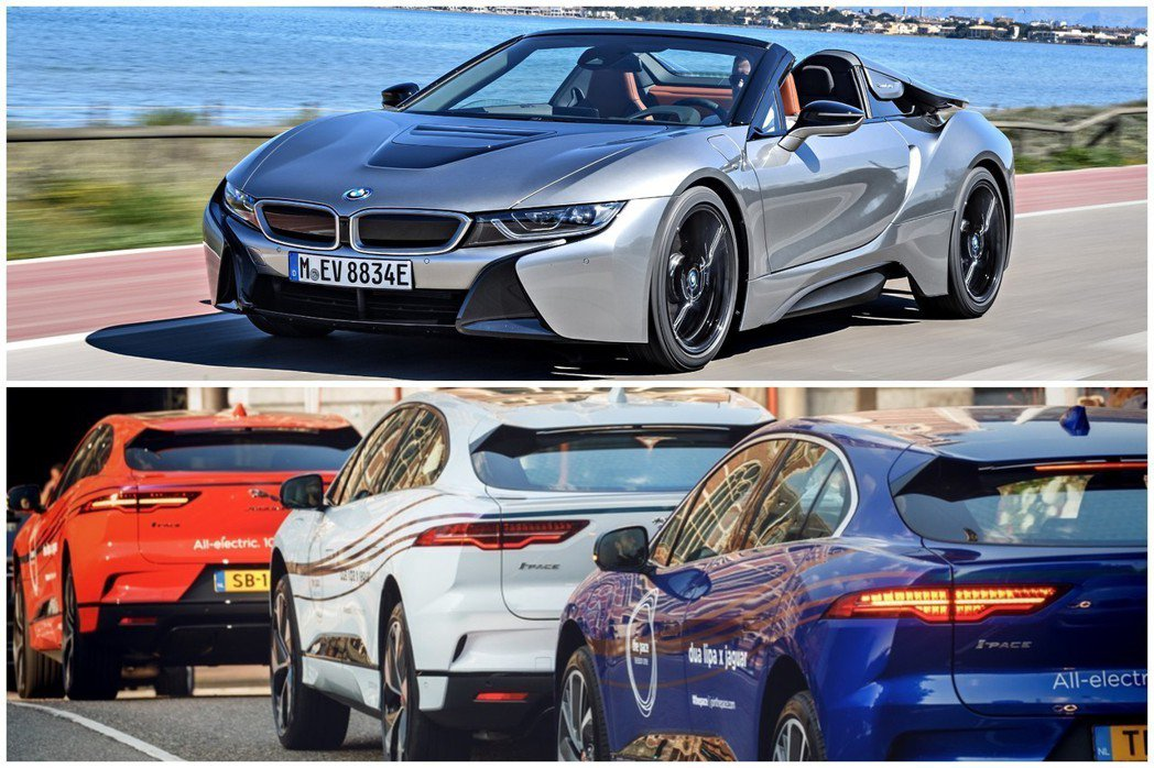 德英豪華車兩大廠BMW與Jaguar Land Rover將合作搶攻電動車市場。...
