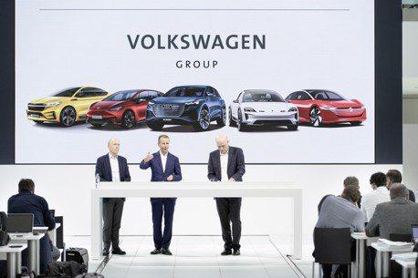 Volkswagen集團砸45億美元加速數位化 但也將實施裁員