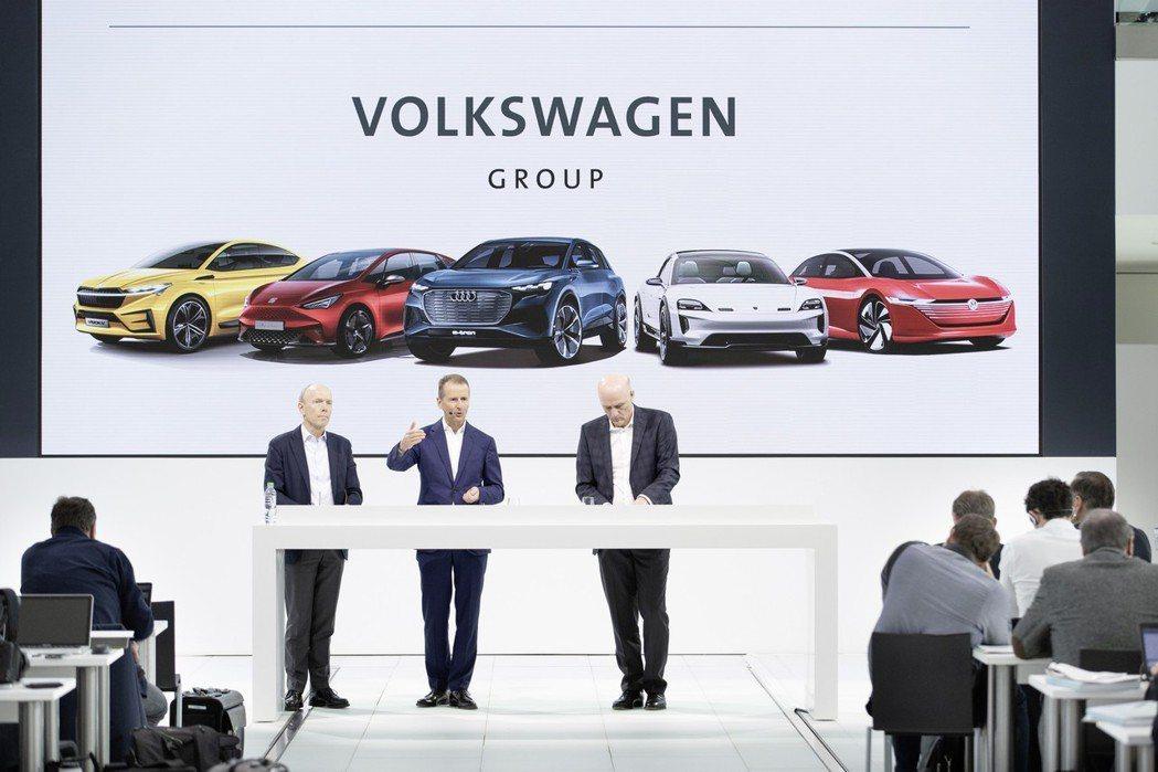 福斯最新計劃的裁員數少於3月時所宣布的裁撤7,000個職位。 摘自Volkswa...