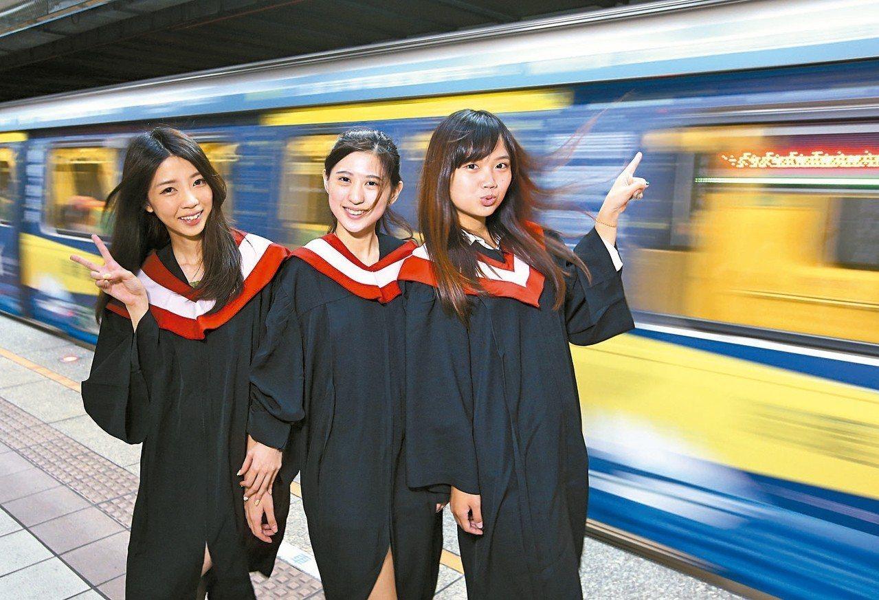 「雙軌訓練旗艦計畫」協助青年學子提升職場工作能力。 圖/聯合報系資料照片