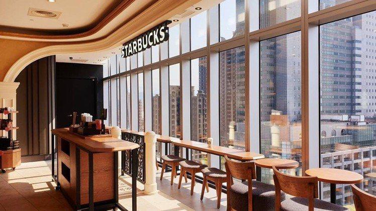 板大遠百9樓門市。圖/Starbucks提供