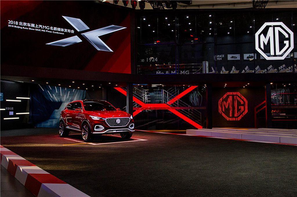 英國MG Rover Group正式納入中國上海汽車集團後,品牌不僅逐漸壯大更具...